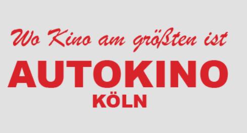 DRIVE IN Autokino Köln