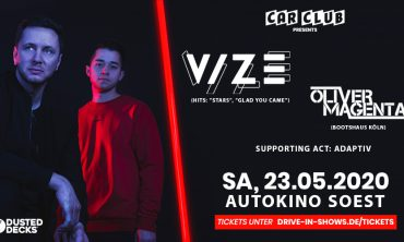 CAR CLUB pres. Autodisco VIZE & OLIVER MAGENTA