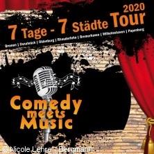 Comedy meets Music Autokino Konzert