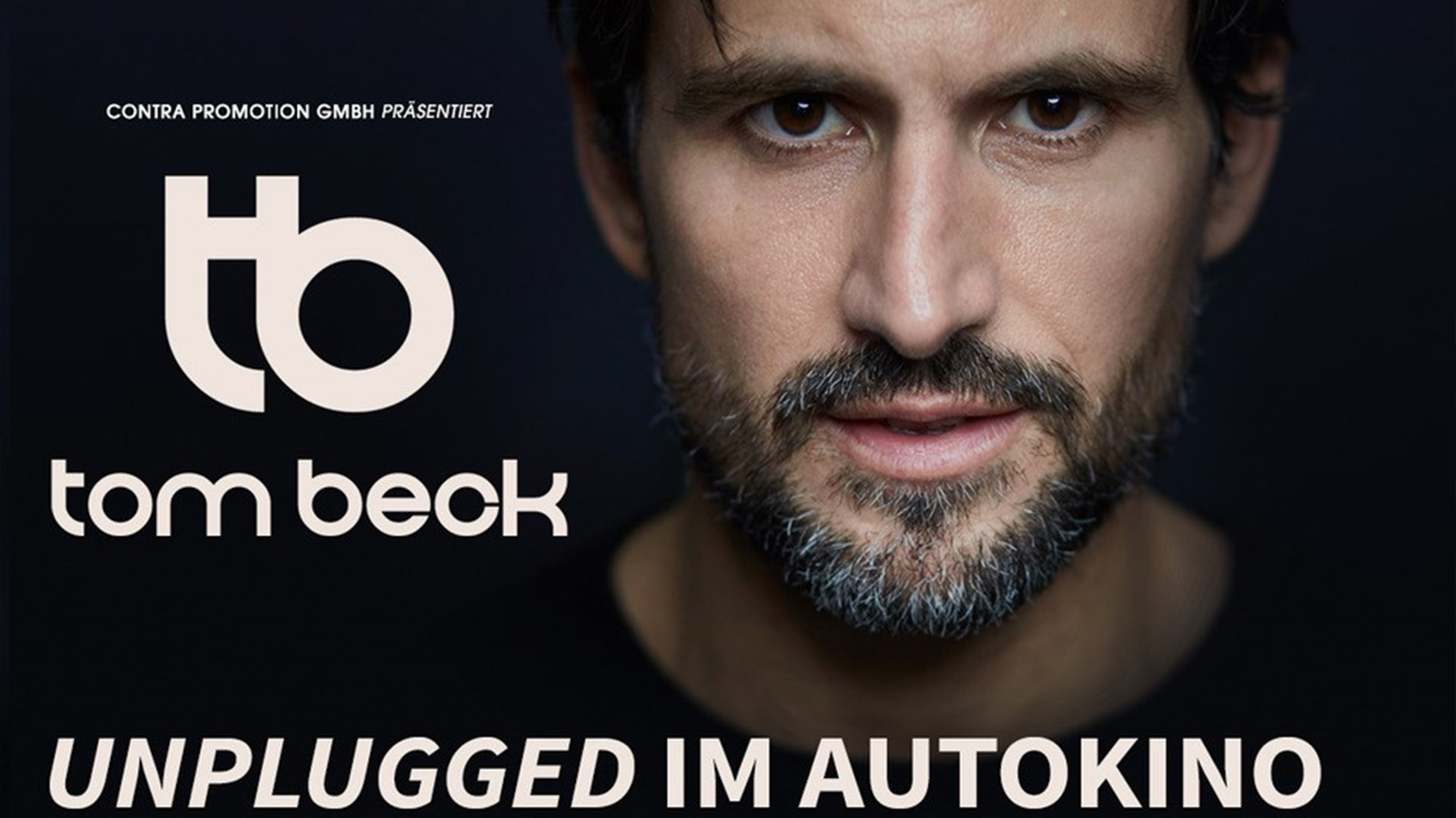 Autokino Düsseldorf:TOM BECK – UNPLUGGED IM AUTOKINO